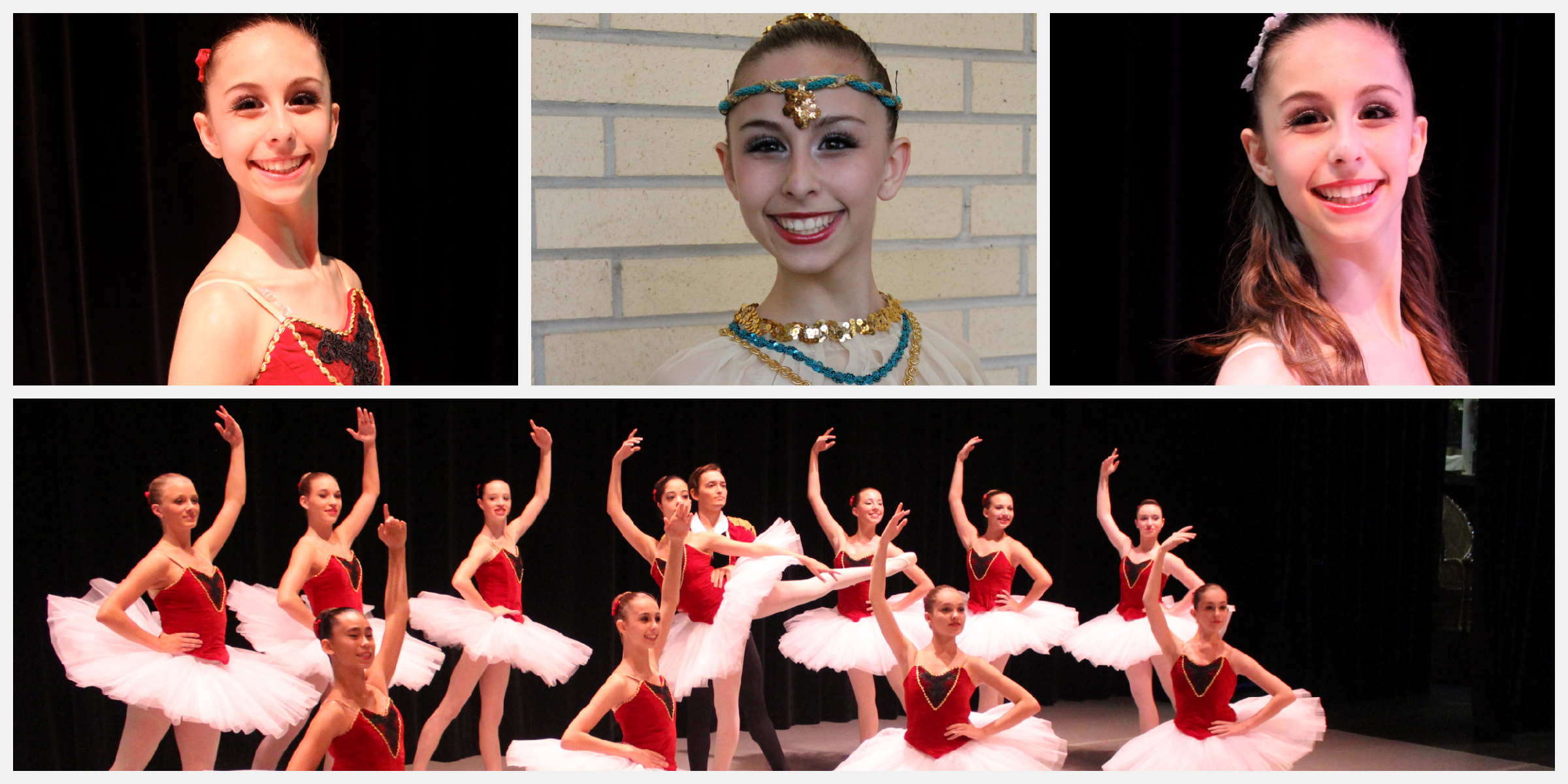 Spring 2014 ballet perfomance
